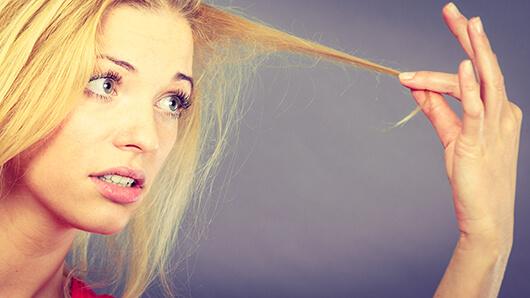 brittle-hair